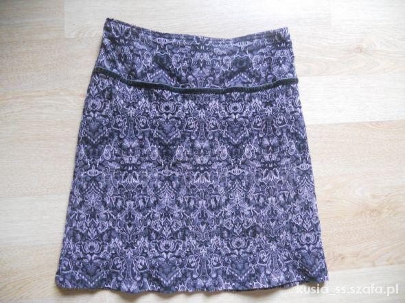 Spódnice spódnica tłoczony wzór aztecki