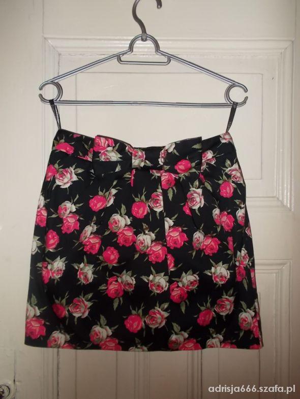 Spódnice topshop floral 34 36