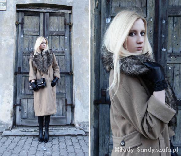 Eleganckie Long Coat