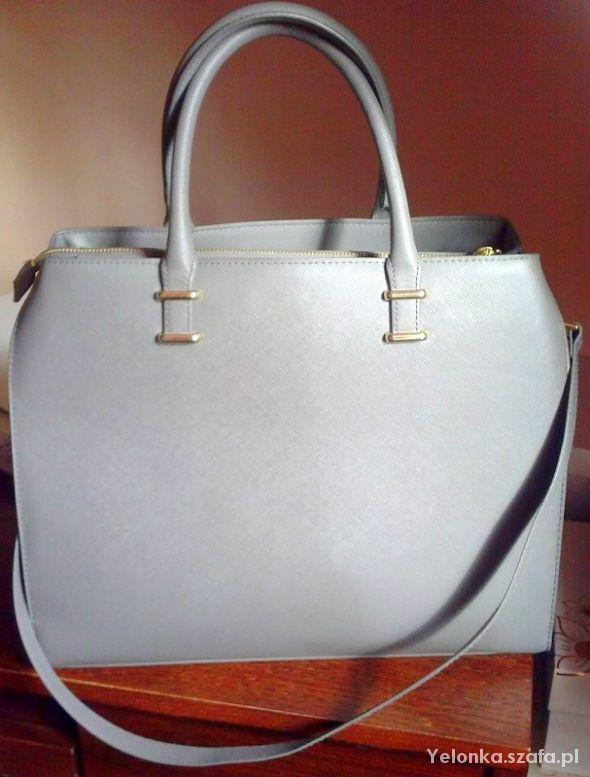 H&M szara torba