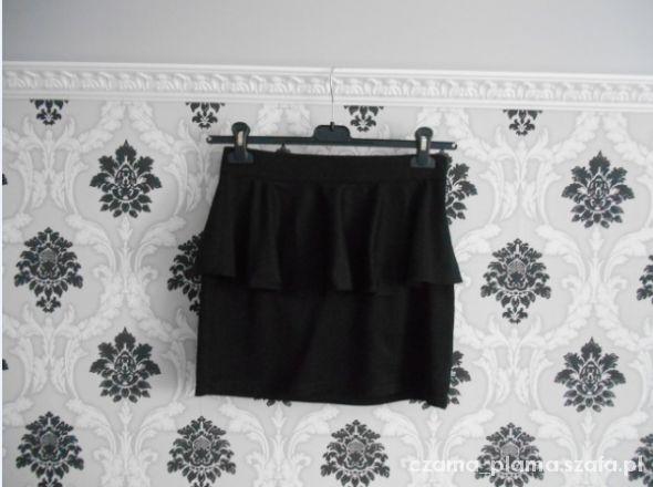 Spódnice mosquito baskinka mini czarna m