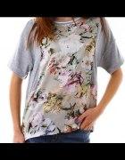 Koszulka w kwiaty Reserved...
