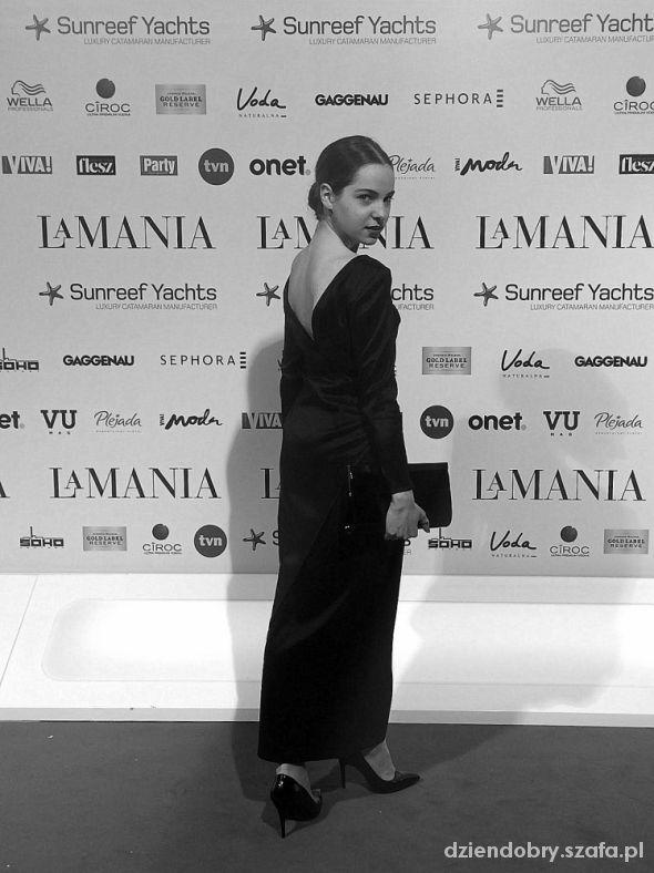 Blogerek LA MANIA SS15 Fashion Show
