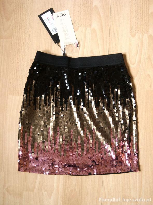 Spódnice mini cekiny