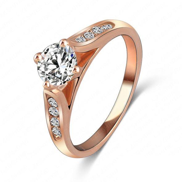 pierścionek Swarovski rozmiary