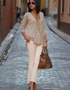 kremowa elegancja