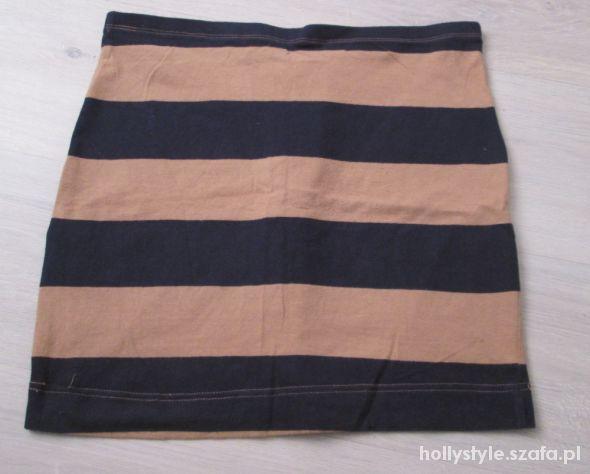Spódnice Spódnica paski L