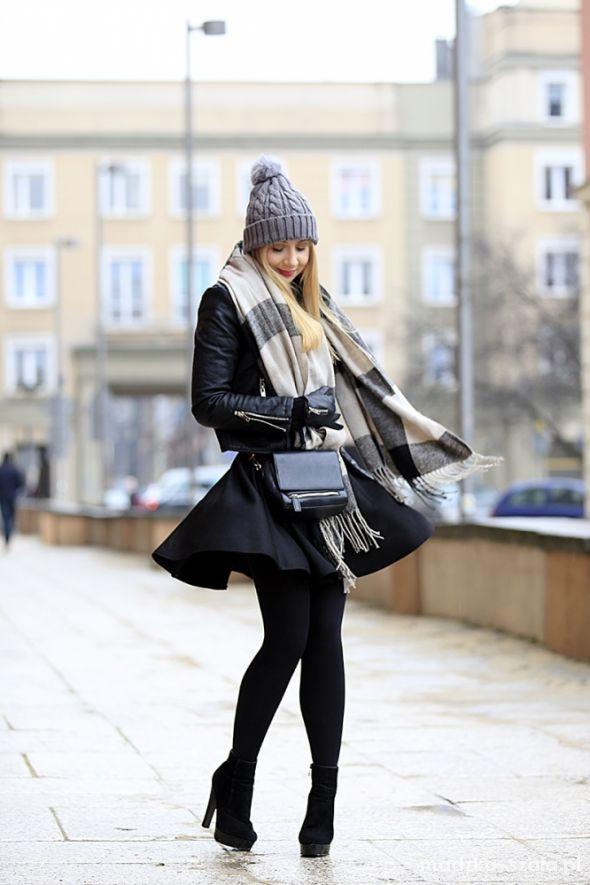 Tartan scarf