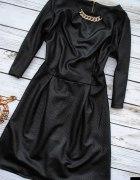 elegancka sukienka ZIP L