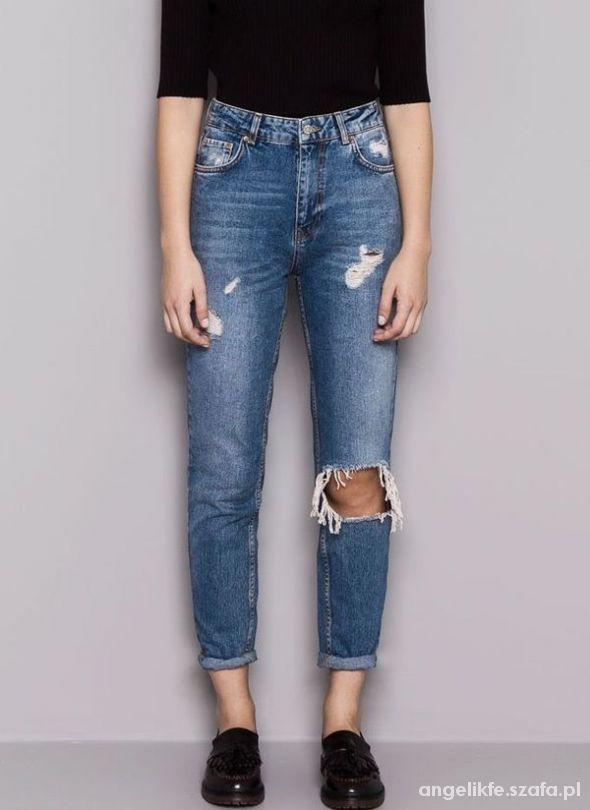 Spodnie Pull and Bear rozmiar 38