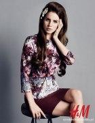 Bluzka z baskinką H&M