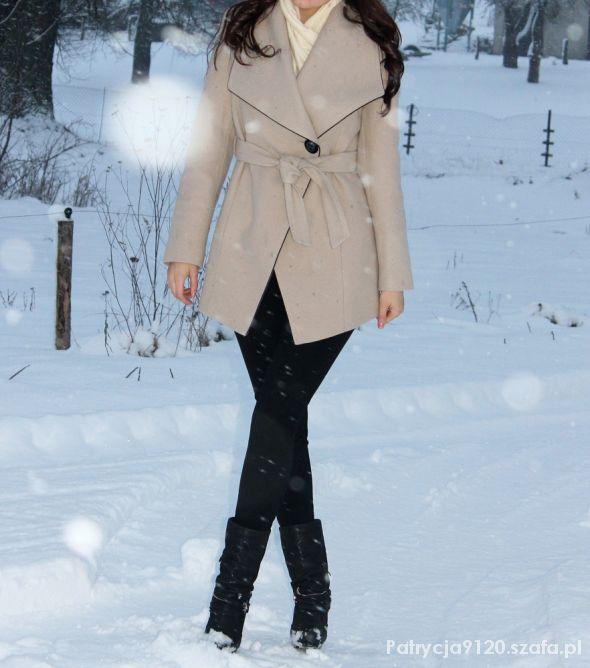 Mój styl zimowy niedzielny spacer