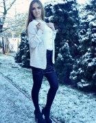 Zimowo ale kobieco
