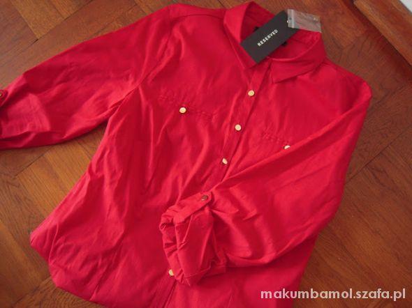 kolszula reserved czerwona M...