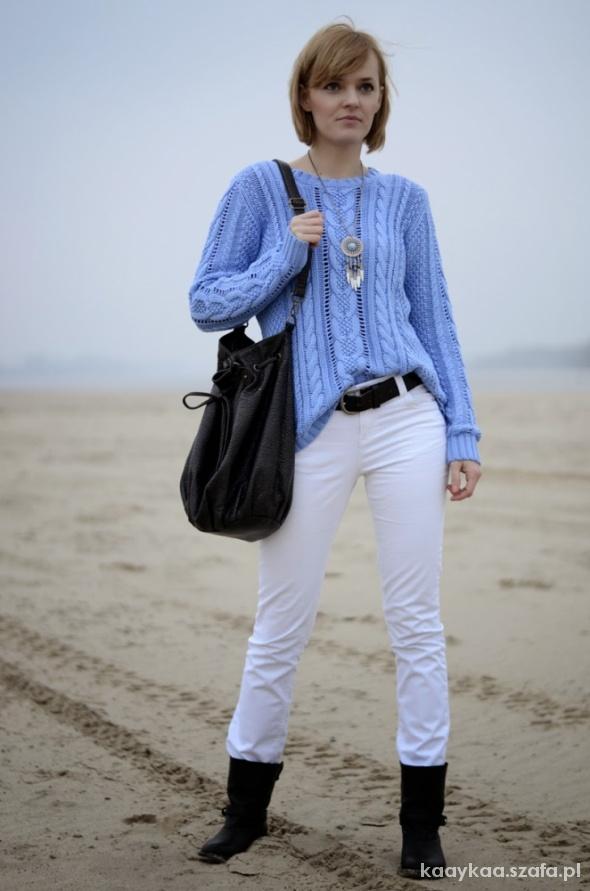 Blogerek Sky blue