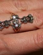 secesyjny pierścionek