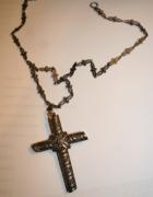 Krzyż z filigranu
