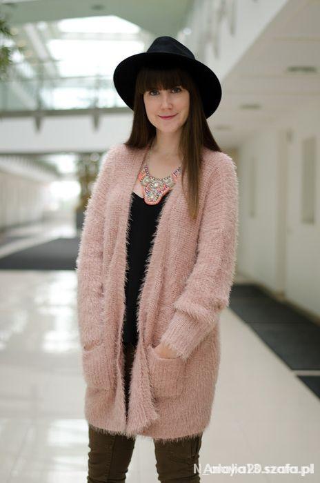 Ubrania Włochaty sweter