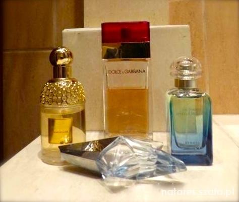 Perfumy Moje ulubione perfumy