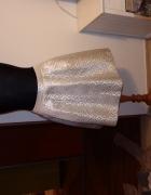 Srebrna Spódnica Mohito r 36