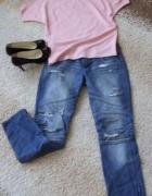 Spodnie Abercrombie&Fitch