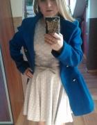 mój ulubiony chabrowy płaszczy