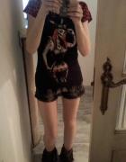 Too Fast tshirt voodoo girl rock