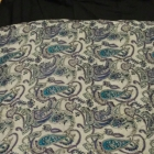 Duża chusta apaszka idealna na wiosnę i lato
