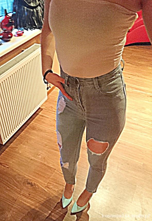 Mój styl jeans jeans jeans