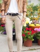 Słodkie spodnie groszki