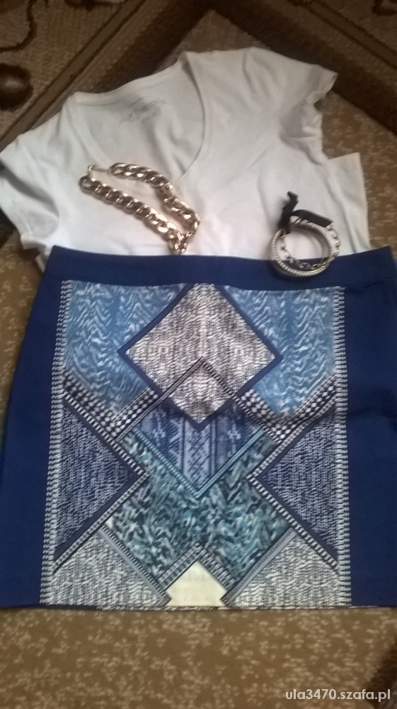 Spódnice spodnica h&m