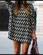 sukienka sweter