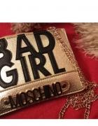 Moschino bad girl złota