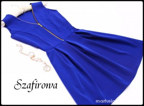 sukienka z zipem