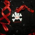 Hell Bunny Nowa czarno czerwona