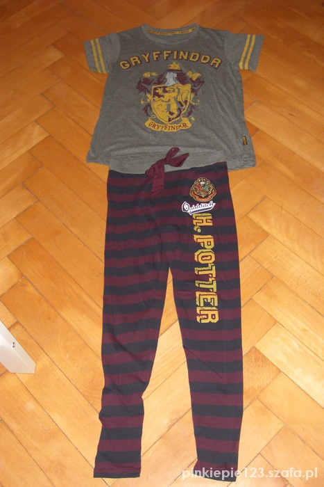 Koszulka lub spodnie Harry Potter s...