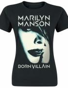 Marilyn Manson koszulka z zespołem...