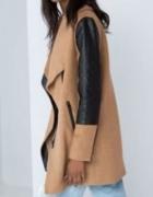 płaszcz s lub xs bershka...