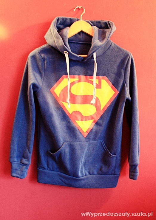 bluza superman s