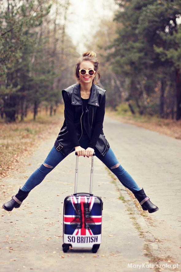 Blogerek So British