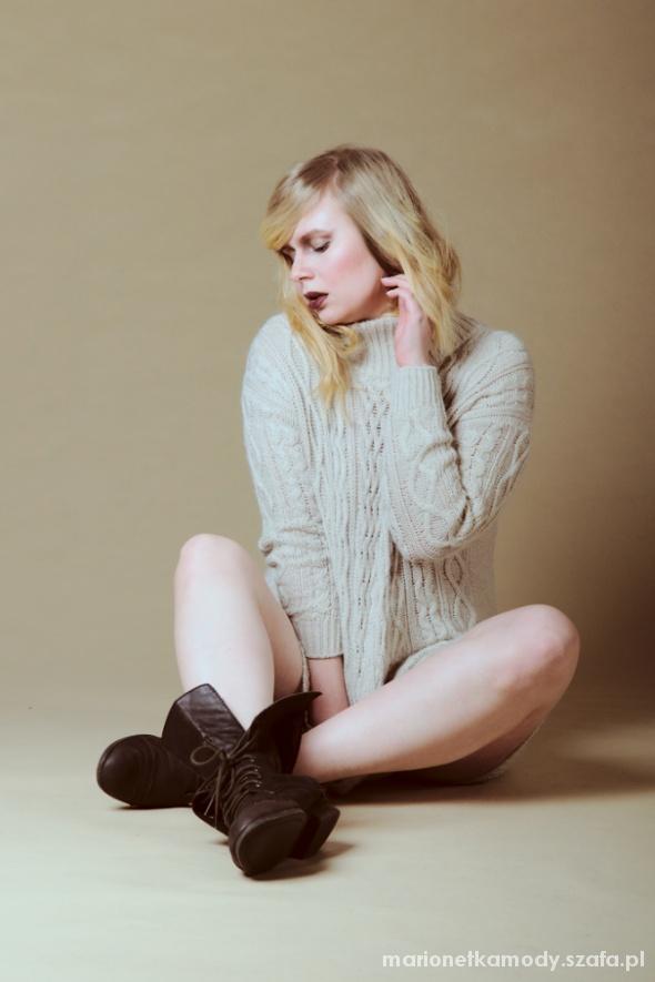 Blogerek sweter