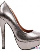 Szpilki srebrne...