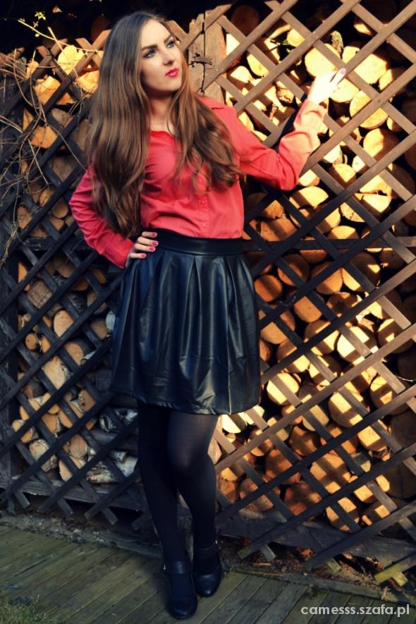 Eleganckie Red Love