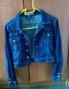kurtka jeans xs