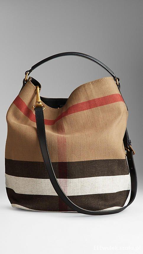 Burberry Hobo Bag torba...