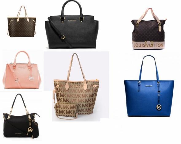 5030eb11f0839 Torby Michael Kors Louis Vuitton markowe torby w Torebki na co dzień ...