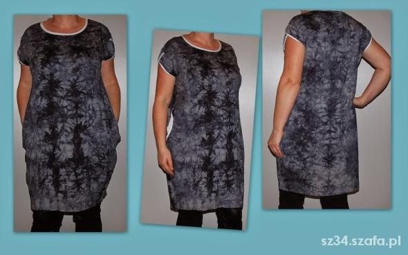 4808506a3f Świetna sukienka dekatyzowana rozmiar 48 50 52 w Suknie i sukienki ...