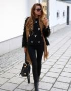 all black inspiracja mój styl