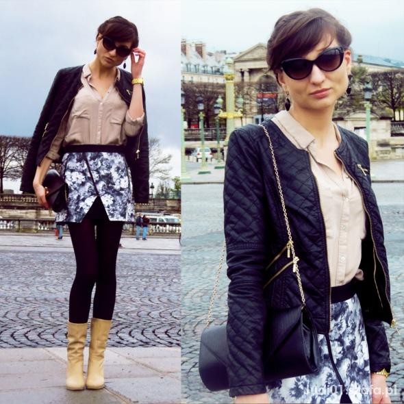 Blogerek Quilted jacket