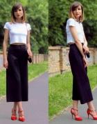 Szerokie spodnie...